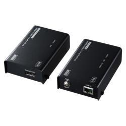 SANWA SUPPLY(サンワサプライ) DisplayPortエクステンダー VGA-EXDP [1入力 /1出力 /4K対応] VGAEXDP