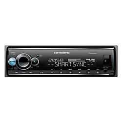 Pioneer(パイオニア) カロッツェリア(パイオニア) カーオーディオ 1DIN USB/Bluetooth MVH-6600 MVH6600
