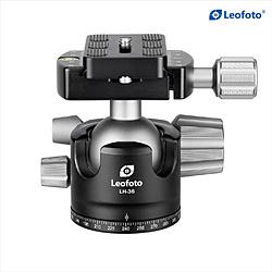 LEOFOTO 自由雲台 LHシリーズ LH-36+QP-50 LH36+QP50