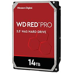 Western Digital 内蔵HDD WD Red Pro WD141KFGX [3.5インチ /14TB] WD141KFGX