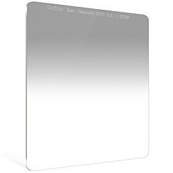 HAIDA レッドダイヤモンド ソフトグラデーション ND0.3(2×) フィルター 150×170mm HAIDA (ハイダ) HD4380 [150×170mm] HD4380