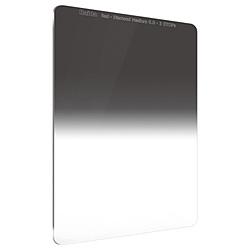 HAIDA レッドダイヤモンド ミディアムグラデーション ND0.9(8×) フィルター 100×150mm HAIDA (ハイダ) HD4282 [100×150mm] HD4282