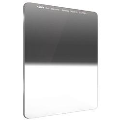 HAIDA レッドダイヤモンド リバースグラデーション ND0.9 (8x) フィルター 75×100mm HAIDA (ハイダ) HD4527 [75×100mm] HD4527