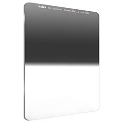 HAIDA レッドダイヤモンド リバースグラデーション ND1.2(16×) フィルター 75×100mm HAIDA (ハイダ) HD4528 [75×100mm] HD4528