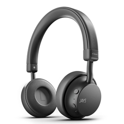 JAYS ブルートゥースヘッドホン a-Seven Wireless グレー RJS-ASEW-GY2 [Bluetooth] RJSASEWGY2