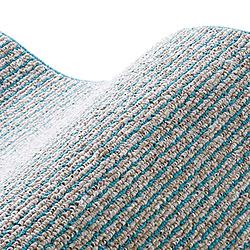 スミノエ ラグ カルル(250×330cm/軽量/ウォッシャブル/床暖対応/ターコイズ)【日本製】  PPL-1 [250×300cm] PPL_1_TA