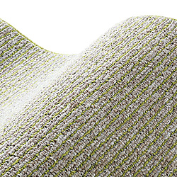スミノエ ラグ カルル(250×250cm/軽量/ウォッシャブル/床暖対応/オリーブ)【日本製】  PPL-1 [250×250cm] PPL_1_ORV