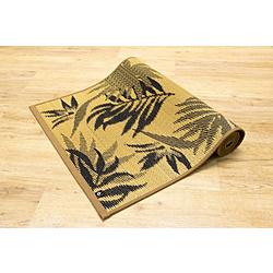 イケヒコ い草ヨガマット eco botanic カフェ 66×185cm 8243950