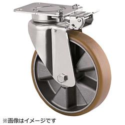 テンテキャスター テンテキャスター 重荷重用高性能旋回キャスター(ウレタン車輪・メンテナンスフリー) 3641ITP125P63CONVEX