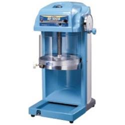 池永鉄工 電動式ブロックアイスシェーバー ギヤー駆動式 SI-100S FAIA9