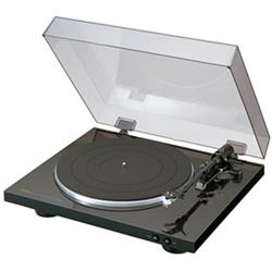 DENON(デノン) レコードプレーヤー(ブラック) DP-300F DP300FK