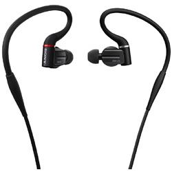 SONY(ソニー) 耳かけカナル型イヤホン(ブラック系)XBA-Z5<1.2mコード>[リケーブル対応]【ハイレゾ音源対応】 XBAZ5