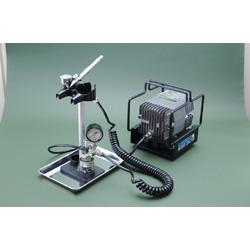 GSIクレオス Mr.リニアコンプレッサーL7 圧力計付レギュレーター·プラチナブラシセット ···L7··