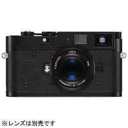 Leica(ライカ) ライカ M-A(Typ 127)【ボディ(レンズ別売)】(ブラックペイント) ライカMATYP127ブラッククローム [代引不可]