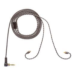 ALO Audio リケーブル(3.5mmミニ端子-MMCX/1.2m) SMOKYLITZCABLEMMCX3.5MM SMOKYLITZCABLEMMCX