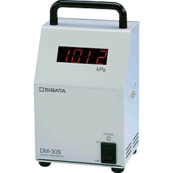 柴田科学 デジタルマノメーター DM-30S型 新商品!新型 商い 071060-30 7106030
