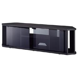 ハヤミ工産 テレビ台 TVKG1200 TVKG1200 【お届け日時指定不可】