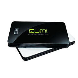 ADDTRON QUMI専用モバイルバッテリー 18000mAh ブラック QB-180K-B3 QB180KB3