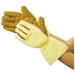 トラスコ中山 クリーンルーム用耐熱手袋 33CM フリーサイズ TPG651 TPG651
