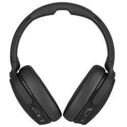 SkullCandy ブルートゥースヘッドホン BLACK S6HCW-L003 [リモコン・マイク対応 /Bluetooth /ノイズキャンセリング対応] VENUEブラック
