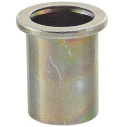 トラスコ中山 クリンプナット平頭スチール 板厚2.5 M10X1.5 500入 TBN10M25SC TBN10M25SC