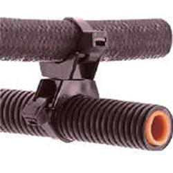 パンドウイット 回転式タイマウント 耐候性黒 TM3×2C0Y (1袋100個) TM3X2C0Y