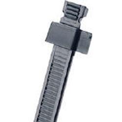 パンドウイット スタストラップ ナイロン結束バンド 耐候性黒 SST1.5IM0 (1袋1000本) SST15IM0