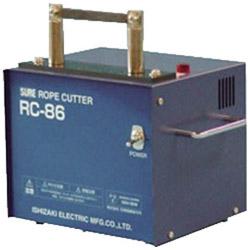 RC86 石崎電機製作所 デスクトップロープカッター80W RC86