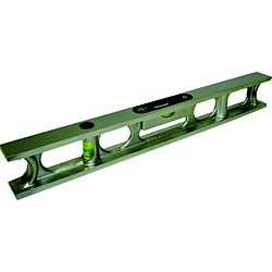 アカツキ製作所 KOD 鉄レベル メッキ仕上げ 300mm L-880 300MM L880300MM