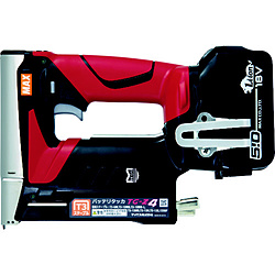 マックス MAX バッテリタッカセット 18ボルト 5.0アンペアセット ティ3ステープル用 TG-Z4-BC/1850A TGZ4BC1850A