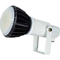 日動工業 日動 LED安全投光器100W 常設型 ワイド 本体白 ATLE100WW50K