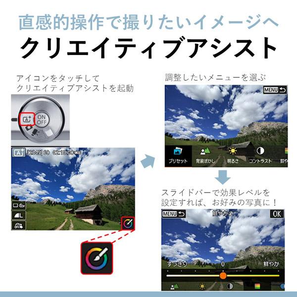 Canon キヤノンEOS M200 ミラーレス一眼カメラ ダブルレンズキット ホワイトズームレンズ 単焦点レンズEPOkZuTwXi