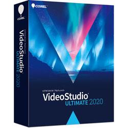 コーレルコーポレーション VideoStudio Ultimate 2020  [Windows用] VIDEOSTUDIO20UL