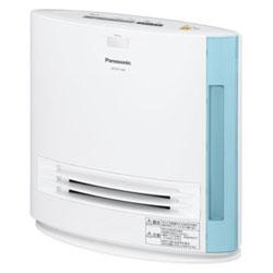 10%OFF 在庫限り Panasonic パナソニック 今だけ限定15%OFFクーポン発行中 加湿セラミックファンヒーター 1250W DSFKS1204 振込不可 ブルー DS-FKS1204-A
