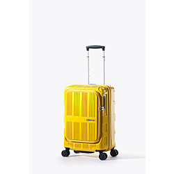 A.L.I スーツケース 手数料無料 ハードキャリー 35L+6L MAXBOX 期間限定 メタリックイエロー TSAロック搭載 ALI-5511 マックスボックス ALI5511
