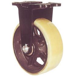 ヨドノ 鋳物重量用キャスター MUHAMK250X90 MUHAMK250X90