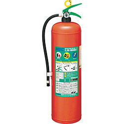 人気 日本ドライケミカル 定価の67%OFF 中性強化液消火器6型 蓄圧式 LS6ND5 LS-6ND 5