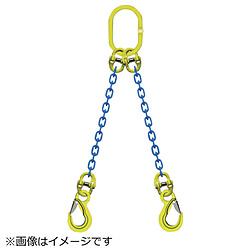 マーテック マーテック 2本吊りチェンスリングセット L=1.5m TA2-EKN-8 TA2EKN8