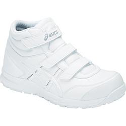 アシックス アシックス ウィンジョブ CP302 ホワイト/ホワイト 25.0cm FCP302.10025.0