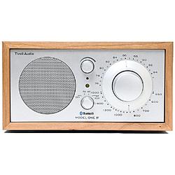 TIVOLIAUDIO ブルートゥーススピーカー MODEL ONE BT チェリー/シルバー M1BT2-1652-JP [Bluetooth対応] M1BT21654JP