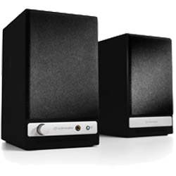 AUDIOENGINE HD3 ワイヤレススピーカー(カラー:サテン・ブラックペイント)(ペア) HD3/BLK HD3BLK