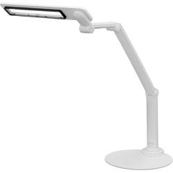 アイリスオーヤマ LEDデスクライト(Ra97の高演色性ライト採用)  [昼白色 /LED] LDL71KW