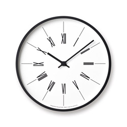 タカタレムノス 時計台の時計 ローマン  KK17-13B [電波自動受信機能有] KK1713B