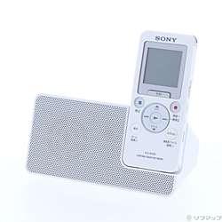 【中古】SONY(ソニー) ICZ-R100 ポータブルラジオレコーダー【291-ud】