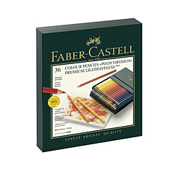 ファーバーカステル Castell ポリクロモスイロエンピツセット 110038