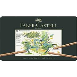 ファーバーカステル Castell ピットパステルイロエンピツセット 112160