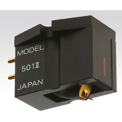 SHELTER レコードカートリッジ Model501 III MODEL5013