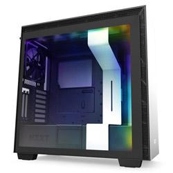 NZXT H710i CA-H710I-W1 (ミドルタワーケース/電源別売り/白・黒) CAH710IW1