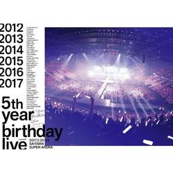 "DVD YEAR SUPER SME BIRTHDAY / 乃木坂46 [代引不可] LIVE SAITAMA 5th 2017.2.20-22 ARENA 完全生産限定""豪華盤"""