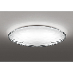 オーデリック LEDシーリングライト OL291349 乳白 [8畳 /昼光色~電球色 /リモコン付き] OL291349
